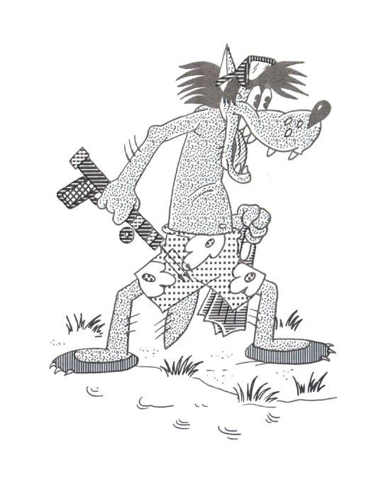 Иллюстрация 1 из 9 для Кот Леопольд и другие | Лабиринт - книги. Источник: Лабиринт
