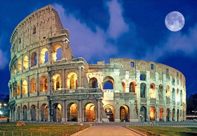 """Иллюстрация 1 из 2 для Пазл-500 """"Колизей, Италия"""" (13763)   Лабиринт - игрушки. Источник: Лабиринт"""