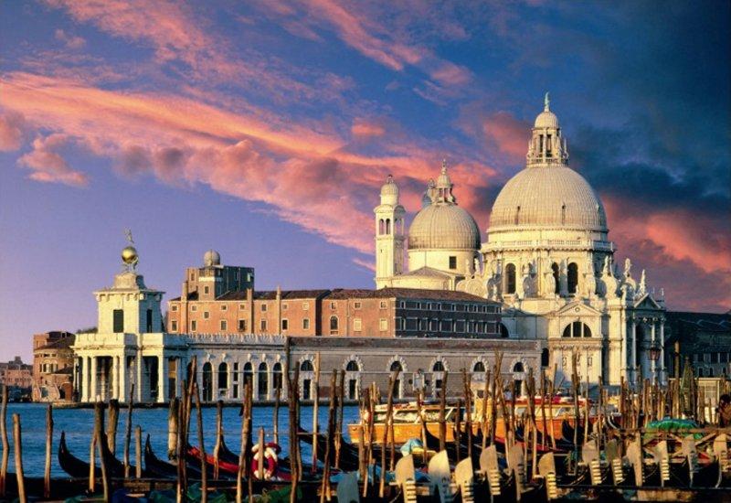 "Иллюстрация 1 из 3 для Пазл-1500 ""Собор Санта Мария, Венеция, Италия"" (13770) | Лабиринт - игрушки. Источник: Лабиринт"