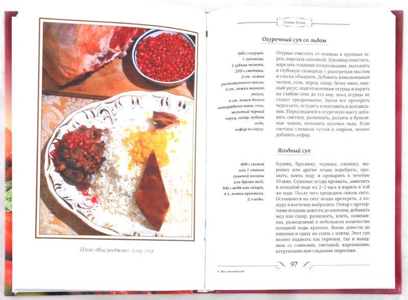 Иллюстрация 1 из 13 для Вкус домашней кухни: избранные рецепты - Эльмира Меджитова | Лабиринт - книги. Источник: Лабиринт