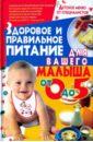 Белянская Людмила Борисовна Здоровое и правильное питание для вашего малыша