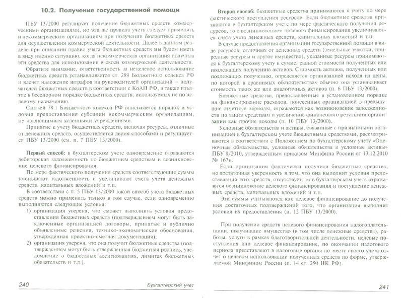 Иллюстрация 1 из 5 для Некоммерческие организации: правовое регулирование, бухгалтерский и налоговый учет | Лабиринт - книги. Источник: Лабиринт