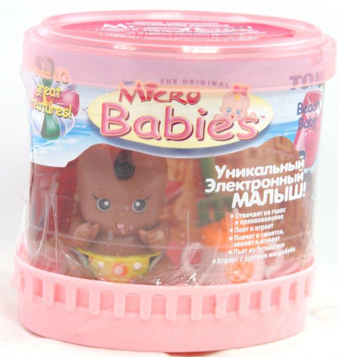 Иллюстрация 1 из 4 для Микробэби (в ассортименте) 4230-4235 | Лабиринт - игрушки. Источник: Лабиринт