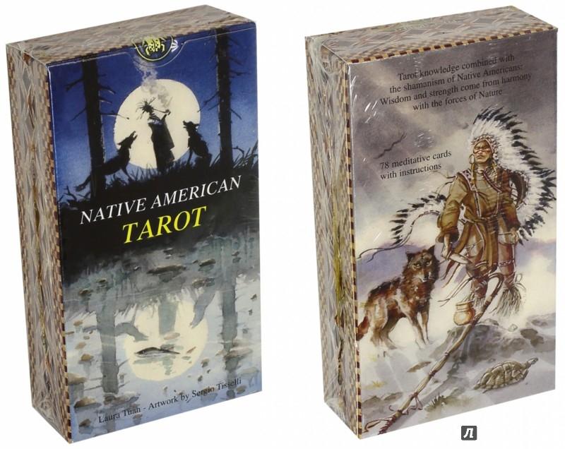 Иллюстрация 1 из 41 для Таро Индейцев Америки (карты + руководство) - Лаура Туан | Лабиринт - книги. Источник: Лабиринт