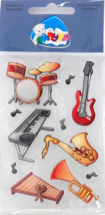 Иллюстрация 1 из 7 для Музыка (DES008) | Лабиринт - игрушки. Источник: Лабиринт
