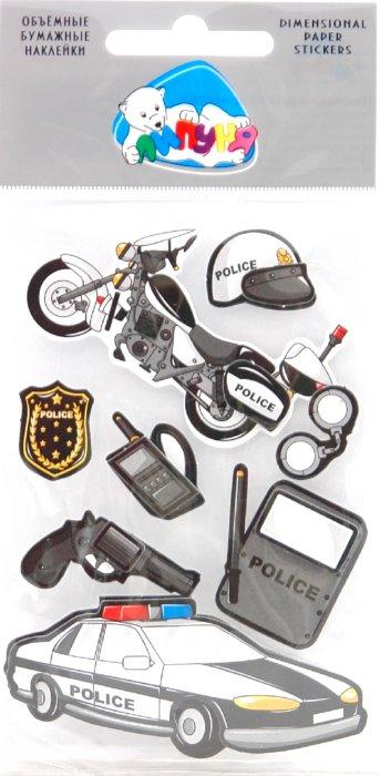 Иллюстрация 1 из 2 для Полиция (DPS003) | Лабиринт - игрушки. Источник: Лабиринт