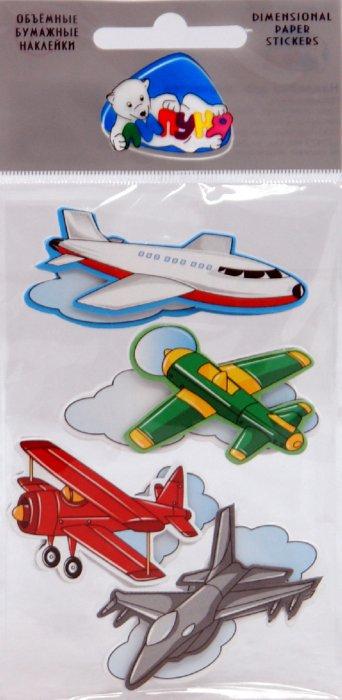 Иллюстрация 1 из 5 для Самолеты (DPS001) | Лабиринт - игрушки. Источник: Лабиринт