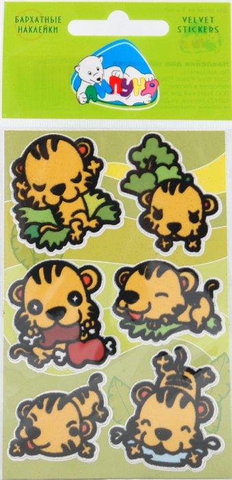Иллюстрация 1 из 5 для Тигры (EVS005) | Лабиринт - игрушки. Источник: Лабиринт