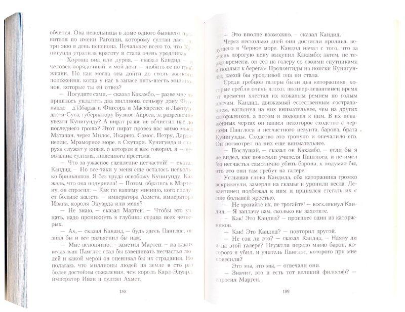 Иллюстрация 1 из 31 для Философские повести - Вольтер | Лабиринт - книги. Источник: Лабиринт
