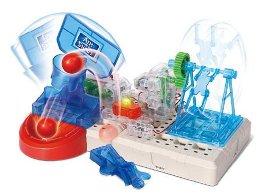 Иллюстрация 1 из 2 для Прицелься и попади вместе с тяни-толкаем (38905) | Лабиринт - игрушки. Источник: Лабиринт