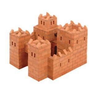 Иллюстрация 1 из 10 для Строительный набор: Замок (101) | Лабиринт - игрушки. Источник: Лабиринт