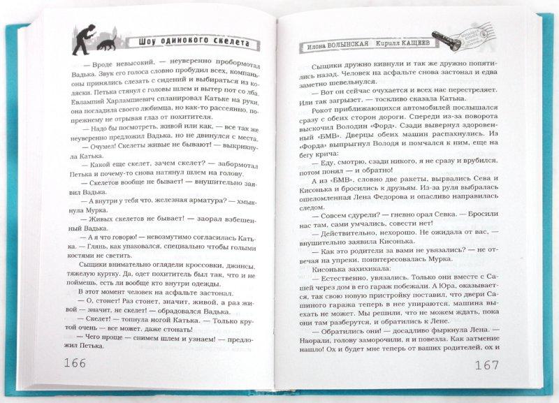 Иллюстрация 1 из 9 для Шоу одинокого скелета. Одиннадцать врагов IT-сыщика - Кащеев, Волынская   Лабиринт - книги. Источник: Лабиринт