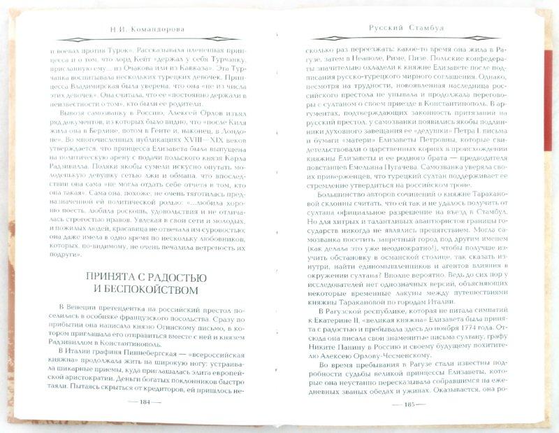 Иллюстрация 1 из 28 для Русский Стамбул - Наталья Командорова | Лабиринт - книги. Источник: Лабиринт