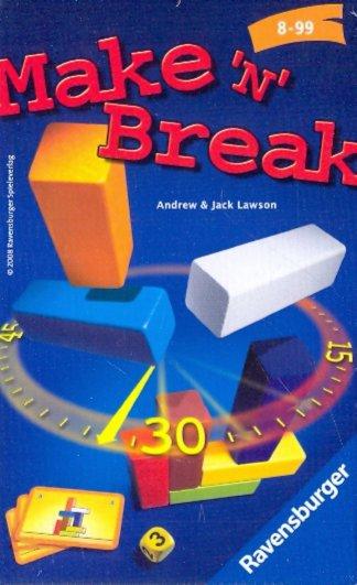 Иллюстрация 1 из 4 для Игра Make'n Break (232635) - Lawson, Lawson | Лабиринт - игрушки. Источник: Лабиринт