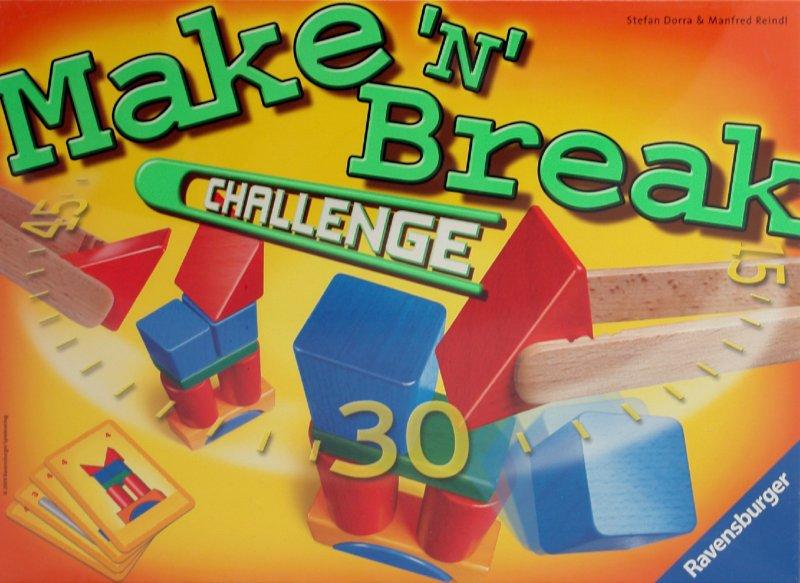 Иллюстрация 1 из 4 для Игра Make'n'Break (265091) | Лабиринт - игрушки. Источник: Лабиринт