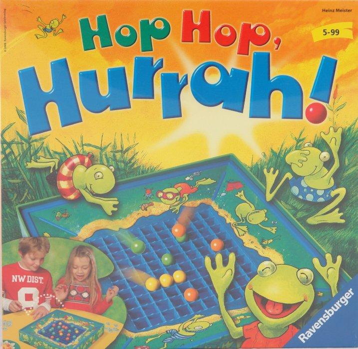 Иллюстрация 1 из 8 для Игра Гип-гип, ура! (218981) - Heinz Meister | Лабиринт - игрушки. Источник: Лабиринт