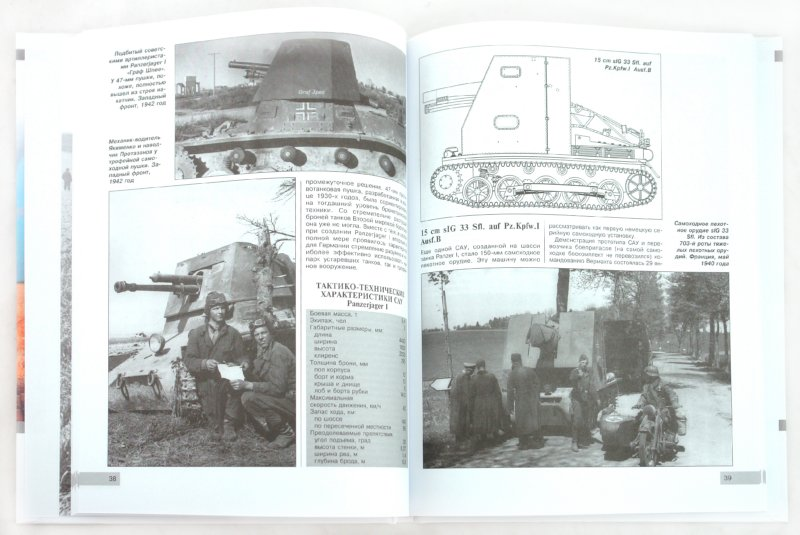 Иллюстрация 1 из 48 для Танки Блицкрига Pz.I и Pz.II - Михаил Барятинский | Лабиринт - книги. Источник: Лабиринт