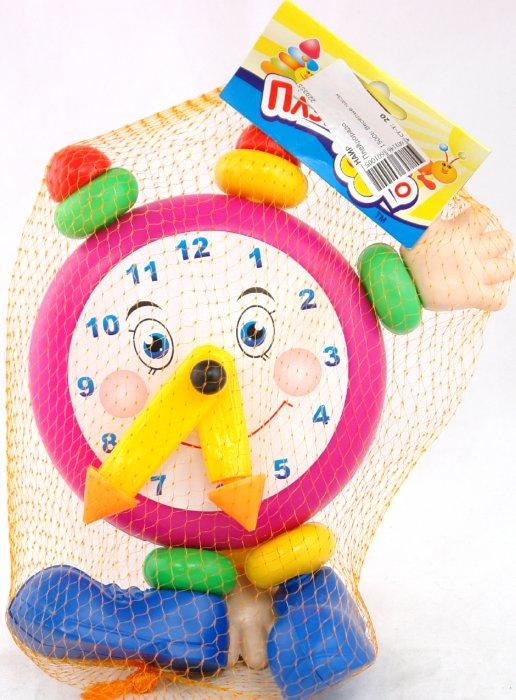 Иллюстрация 1 из 3 для Веселые часы (15008) | Лабиринт - игрушки. Источник: Лабиринт