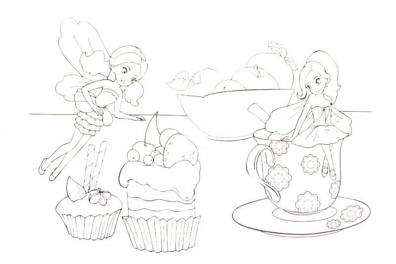 Иллюстрация 1 из 13 для Раскраска для девочек. Выпуск 2 | Лабиринт - книги. Источник: Лабиринт