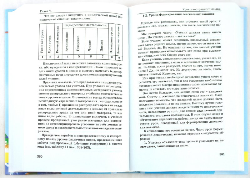Иллюстрация 1 из 6 для Урок иностранного языка - Пассов, Кузовлева | Лабиринт - книги. Источник: Лабиринт
