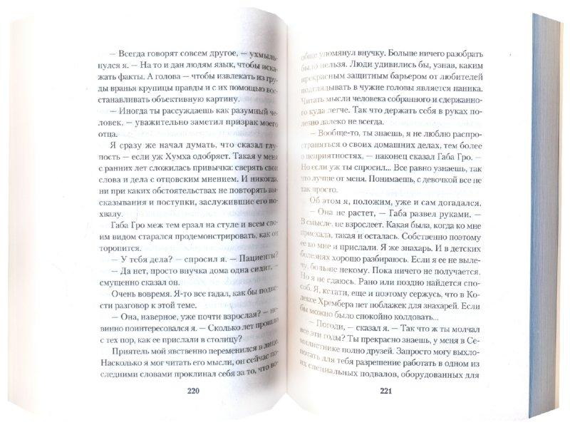 Иллюстрация 1 из 4 для Хроники Ехо 5. Горе господина Гро - Макс Фрай | Лабиринт - книги. Источник: Лабиринт