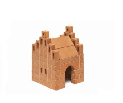 Иллюстрация 1 из 2 для Строительный набор: Домик (302) | Лабиринт - игрушки. Источник: Лабиринт