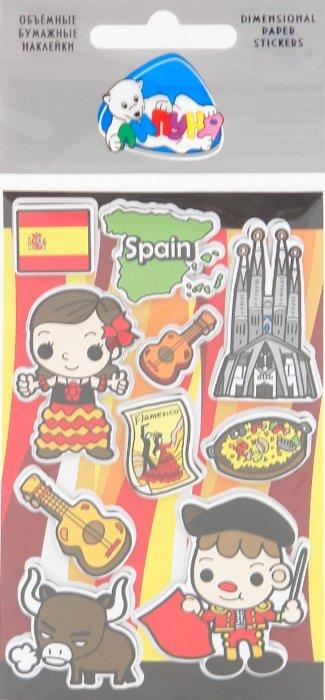 Иллюстрация 1 из 4 для Испания (DPS020) | Лабиринт - игрушки. Источник: Лабиринт