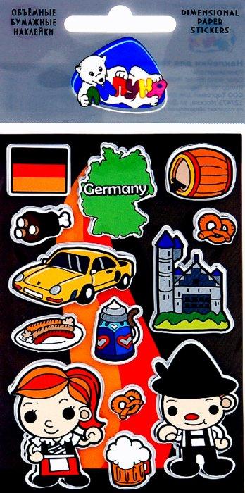 Иллюстрация 1 из 6 для Германия (DPS022) | Лабиринт - игрушки. Источник: Лабиринт