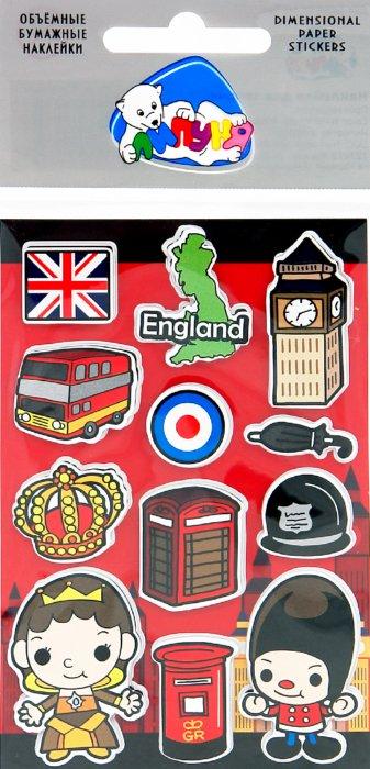 Иллюстрация 1 из 3 для Великобритания (DPS024) | Лабиринт - игрушки. Источник: Лабиринт