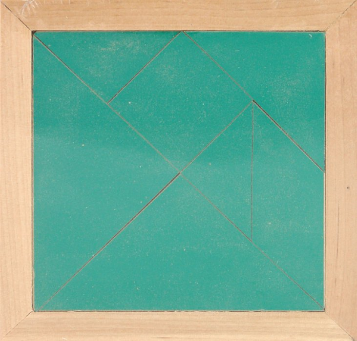 Иллюстрация 1 из 3 для Танграм в коробке классический (Д-369)   Лабиринт - игрушки. Источник: Лабиринт