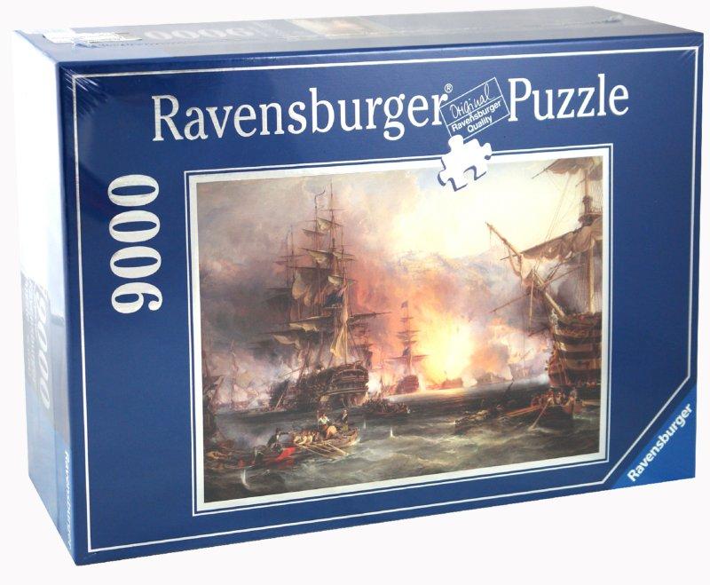 """Иллюстрация 1 из 5 для Пазл-9000 """"Морская битва"""" (178063)   Лабиринт - игрушки. Источник: Лабиринт"""
