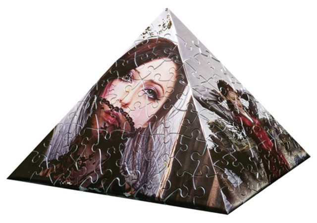 "Иллюстрация 1 из 13 для Пазл-пирамида-240 ""Готика"" (114177) | Лабиринт - игрушки. Источник: Лабиринт"
