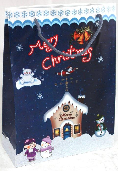 Иллюстрация 1 из 3 для Пакет: Merry Christmas (070706-4) | Лабиринт - сувениры. Источник: Лабиринт
