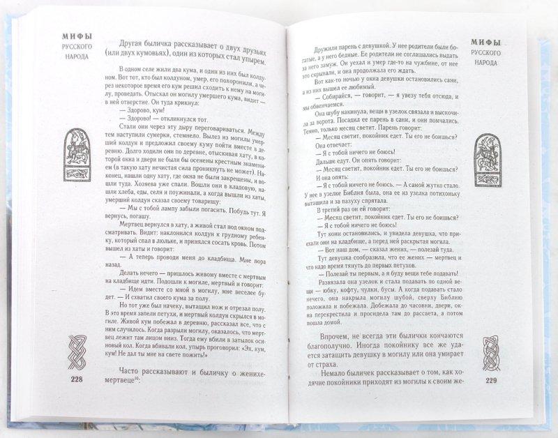 Иллюстрация 1 из 21 для Мифы русского народа - Елена Левкиевская | Лабиринт - книги. Источник: Лабиринт