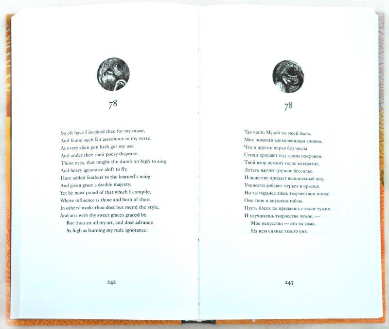 Иллюстрация 1 из 16 для Сонеты - Уильям Шекспир | Лабиринт - книги. Источник: Лабиринт