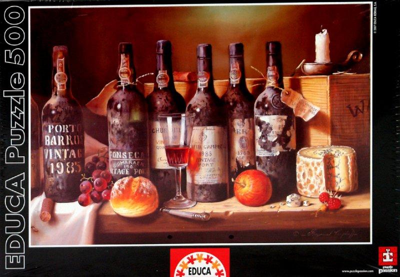Иллюстрация 1 из 5 для Пазл-500 Божественный напиток (13410) | Лабиринт - игрушки. Источник: Лабиринт