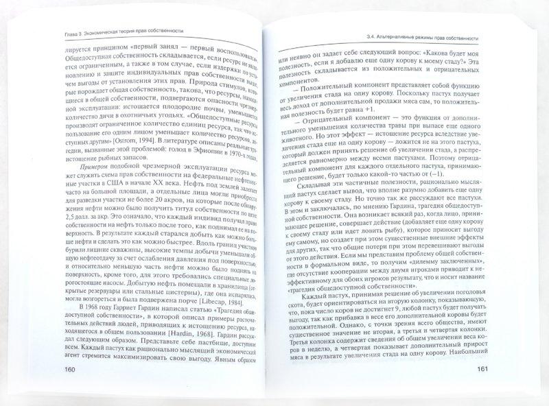 Иллюстрация 1 из 15 для Институциональная экономика - Марина Одинцова   Лабиринт - книги. Источник: Лабиринт