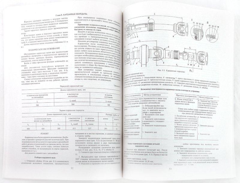 Иллюстрация 1 из 7 для Автомобиль УАЗ Patriot. Руководство по техническому обслуживанию и ремонту | Лабиринт - книги. Источник: Лабиринт
