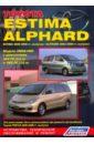 Toyota Estima/Alphard 2WD&4WD. Устройство, техническое обслуживание и ремонт