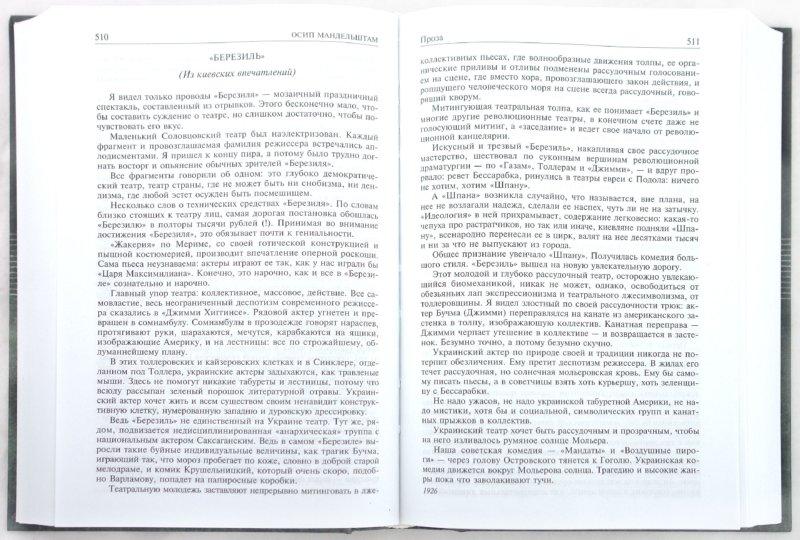 Иллюстрация 1 из 20 для Полное собрание поэзии и прозы в одном томе - Осип Мандельштам | Лабиринт - книги. Источник: Лабиринт