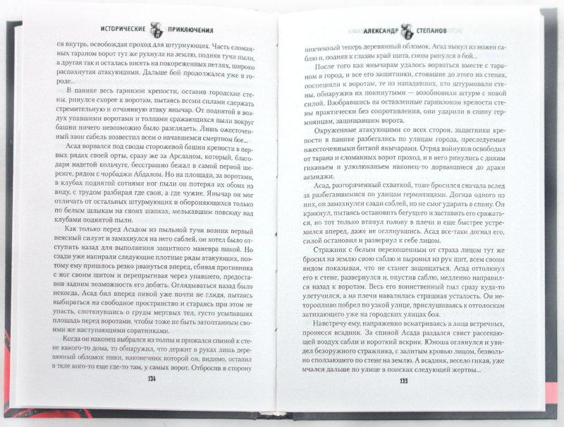 Иллюстрация 1 из 4 для Первый янычар - Александр Степанов   Лабиринт - книги. Источник: Лабиринт