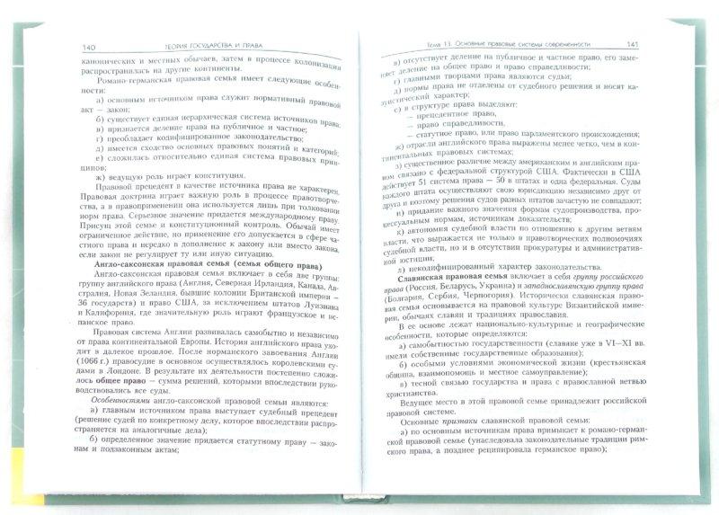 Иллюстрация 1 из 2 для Теория государства и права. Учебное пособие - Николай Чистяков | Лабиринт - книги. Источник: Лабиринт