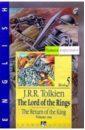 Толкин Джон Рональд Руэл Властелин колец: Возвращение Государя. Книга 5. Том 1 (на английском языке) толкин джон рональд руэл возвращение государя