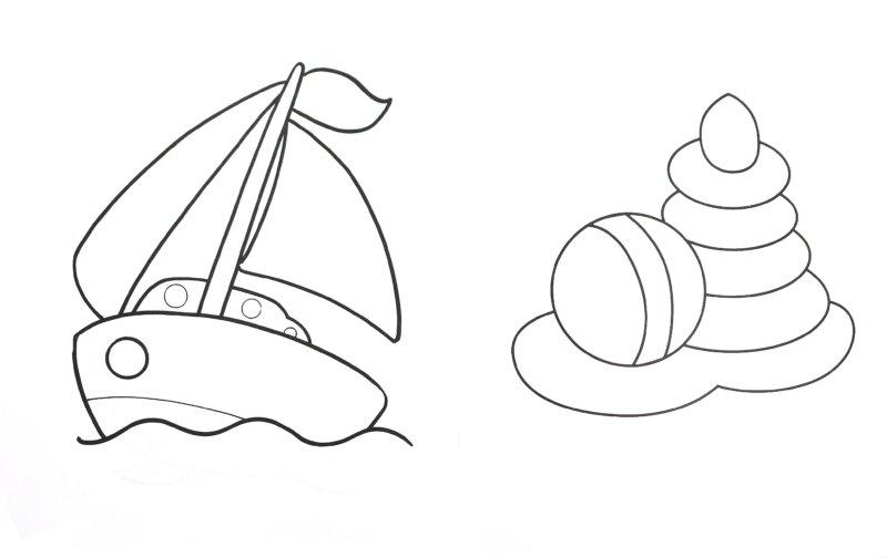 Иллюстрация 1 из 11 для Кроха рисует игрушки | Лабиринт - книги. Источник: Лабиринт