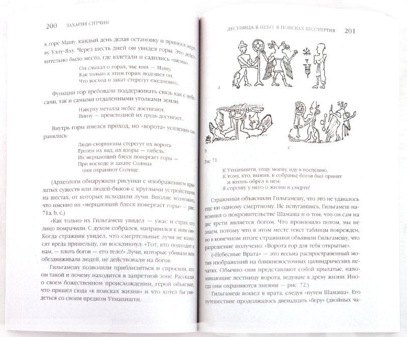 Иллюстрация 1 из 31 для Лестница в небо. В поисках бессмертия - Захария Ситчин | Лабиринт - книги. Источник: Лабиринт