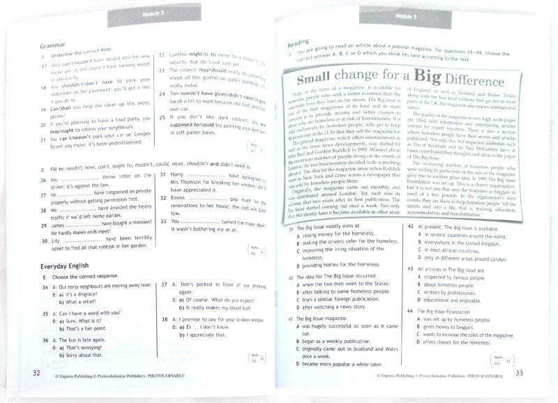 Иллюстрация 1 из 5 для Английский язык. Английский в фокусе. 11 класс. Контрольные задания. Базовый уровень - Афанасьева, Дули, Михеева, Эванс | Лабиринт - книги. Источник: Лабиринт