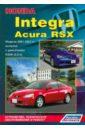 Honda Integra. Acura RSX. Модели 2001-2007гг выпуска