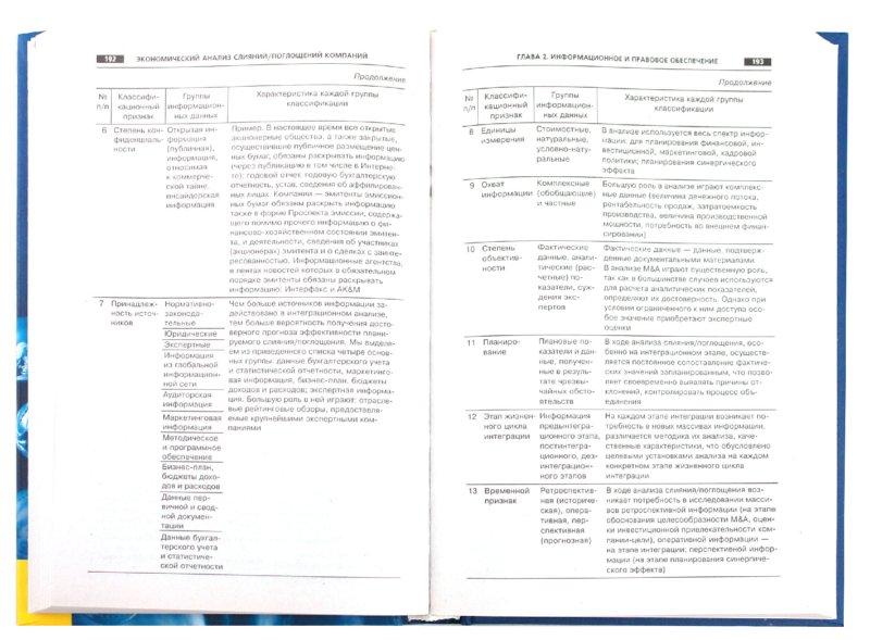 Иллюстрация 1 из 16 для Экономический анализ слияний/поглощений компаний - Ендовицкий, Соболева | Лабиринт - книги. Источник: Лабиринт