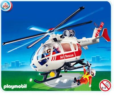 Иллюстрация 1 из 8 для Вертолет скорой помощи (4222) | Лабиринт - игрушки. Источник: Лабиринт