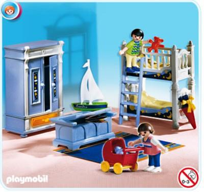 Иллюстрация 1 из 3 для Кукольная детская (5328) | Лабиринт - игрушки. Источник: Лабиринт